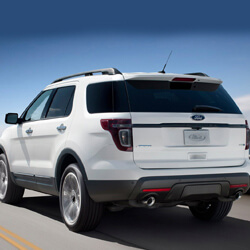 Ford Explorer Car Keys Replaced