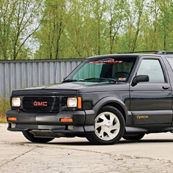 GMC Syclone Car Key Replacement or Duplication