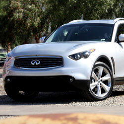 Car Keys Replaced for Infiniti FX35 cars