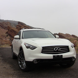 Car KeyReplacement or Duplication for Infiniti FX37 cars
