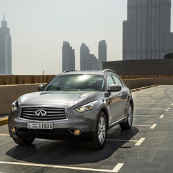 Keys Replaced for Infiniti QX70 vehicles