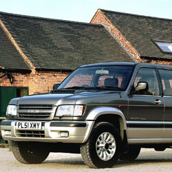 Car Key Replacement for Isuzu Trooper cars