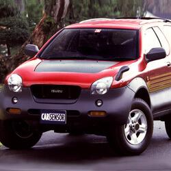 Car Key Replacement for Isuzu VehiCROSS vehicles