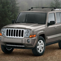 KeyReplacement or Duplication for Jeep Commander vehicles