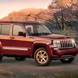 Get Replacement Jeep Liberty car keys