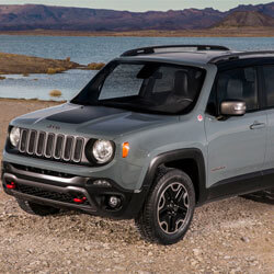 Car Keys Replaced for Jeep Renegade cars