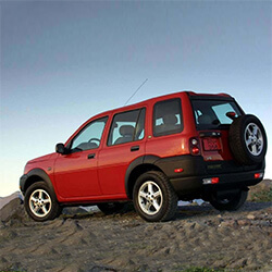 Land Rover Freelander Keys Replaced