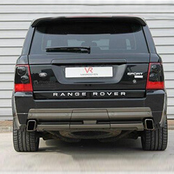 Replace Land Rover Range Rover Sport car keys
