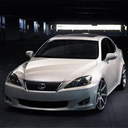 Lexus IS 250 Car Keys Replaced