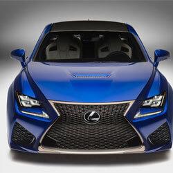 Lexus RC F Car Key Replacement
