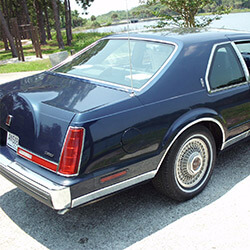 Keys Replaced for Lincoln Mark VII vehicles