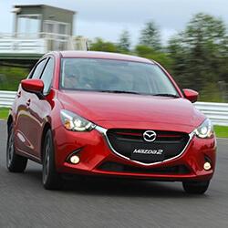 Get Replacement Mazda 2 car keys