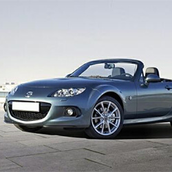 KeyReplacement or Duplication for Mazda Miata MX5 vehicles