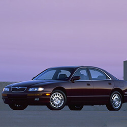 Replace Mazda Millenia car keys