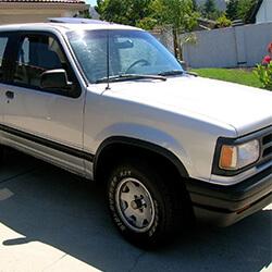 Car KeyReplacement or Duplication for Mazda Navajo cars