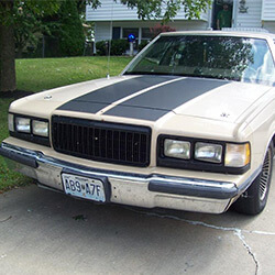Replace My Mercury Marquis car keys