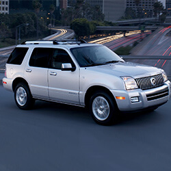 Car KeyReplacement or Duplication for Mercury Mountaineer cars