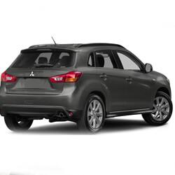 Mitsubishi Outlander Car Key Replacement