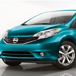 Keys Replaced for Nissan Versa Note cars