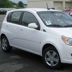 Pontiac G3 Car Keys Replaced