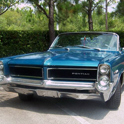 Pontiac Parisienne Car Key Replacement