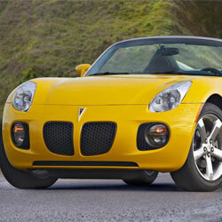 KeyReplacement or Duplication for Pontiac Solstice cars