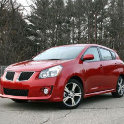 Pontiac Vibe Key Replacement or Duplication