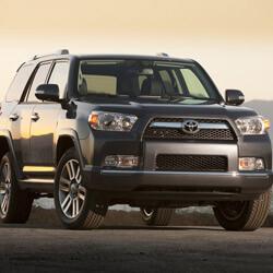 Replace Toyota 4Runner car keys