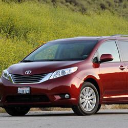 Get Replacement Toyota Sienna car keys