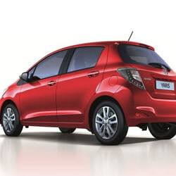 Car KeyReplacement or Duplication for Toyota Yaris vehicles