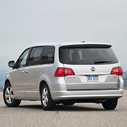Key Replacement for Volkswagen Routan cars