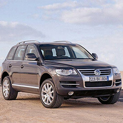 KeyReplacement or Duplication for Volkswagen Touareg cars