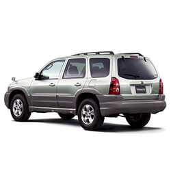 Car KeyReplacement or Duplication for Mazda Tribute vehicles
