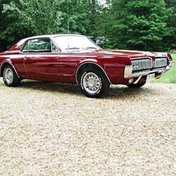 Car KeyReplacement or Duplication for Mercury Cougar cars