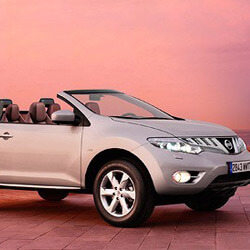 Key Replacement for Nissan Murano CrossCabriolet vehicles