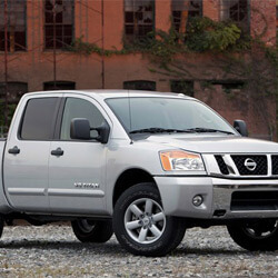 Keys Replaced for Nissan Titan cars