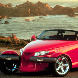 Plymouth Prowler Key Replacement