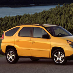 Car Key Replacement for Pontiac Aztek vehicles
