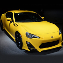 Scion FR S Keys Replaced