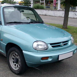 Car Keys Replaced for Suzuki X 90 cars