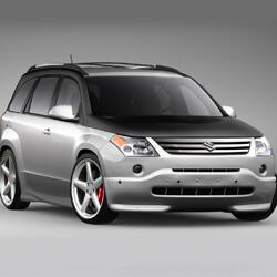 Suzuki XL7 Car Key Replacement or Duplication