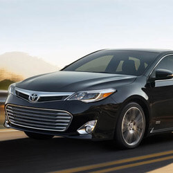 Toyota Avalon Key Replacement or Duplication