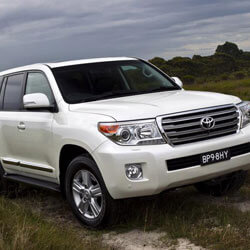 Key Replacement for Toyota Land Cruiser vehicles
