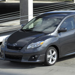 Key Replacement for Toyota Matrix vehicles