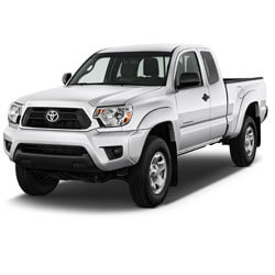 Get Replacement Toyota Tacoma car keys