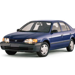 Key Replacement for Toyota Tercel cars