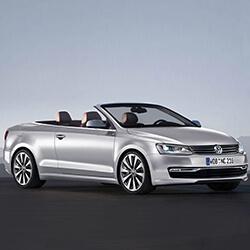 Replacement Volkswagen Passat car keys
