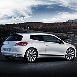 Replace Volkswagen Scirocco car keys
